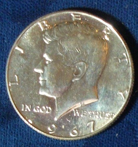 1967 Kennedy Half BU
