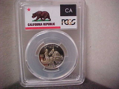 2005-S 25C PCGS California PR69 DCAM #71370