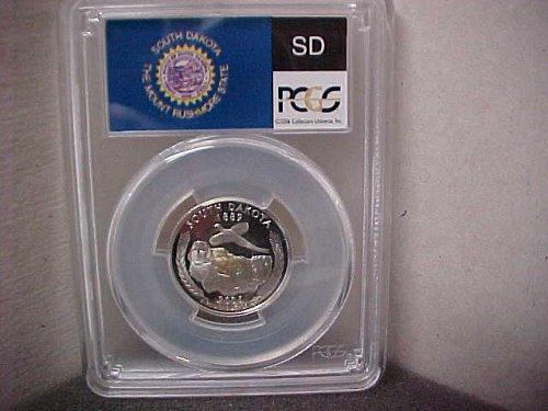 2006-S 25 Cent Washington PCGS PR69 DCAM #13792