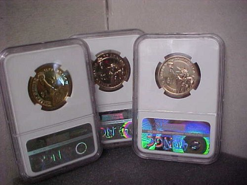 Presidential Dollars*Mixed 6 Coins*Mixed Date,Mint or President