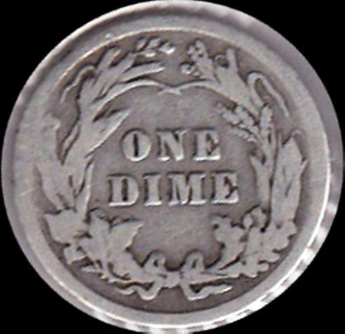 1912 Barber Dime