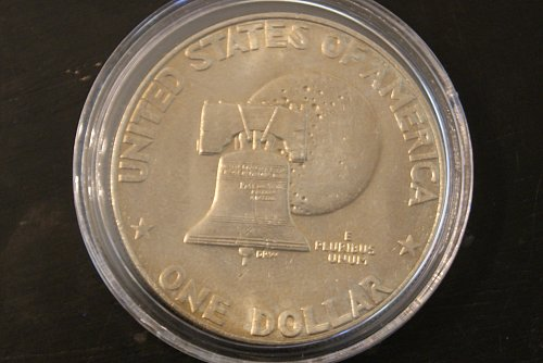 Bicentennial Eisenhowers, Type I, Philadelphia and Denver