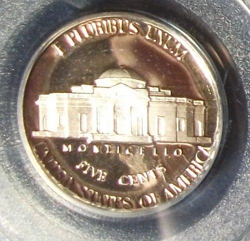 1994S Jefferson Nickel PCGS PR69DCAM