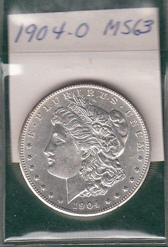 1904-o  Morgan Silver Dollar  / DR-61