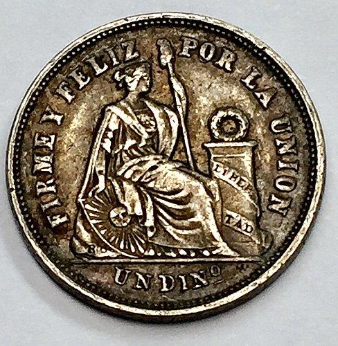 1866 Peru Dinero