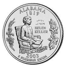 2003  P   ALABAMA   STATE QUARTER