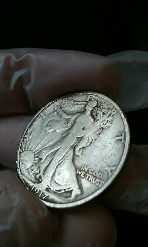 ☆WALKING LIBERTY HALF☆