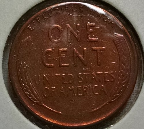 1942 S Lincoln Wheat Cent