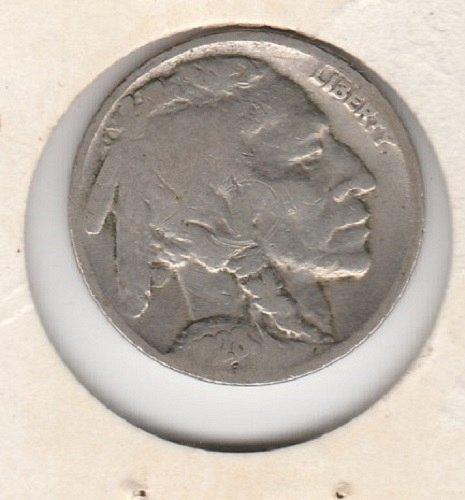 1928 P Buffalo Nickels - #7