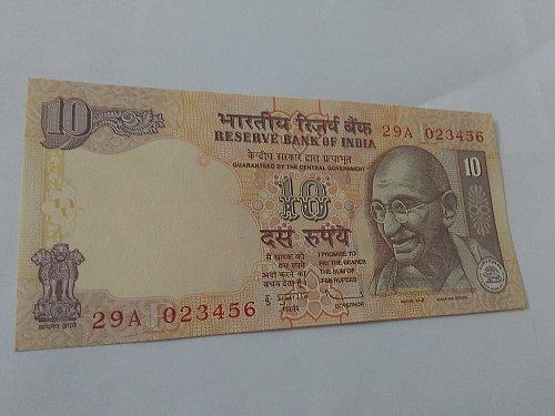 India  Fancy No...note..UNC