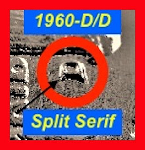 1960-D/D RPM •• GEM BU from Original Roll  •••   (#3444)a