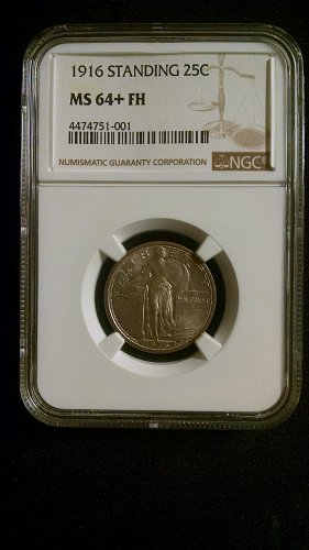 1916 Standing Liberty Quarter - New Low Price for Christmas!
