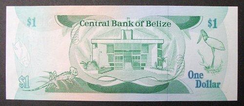 Belize P46c Dollar UNC64