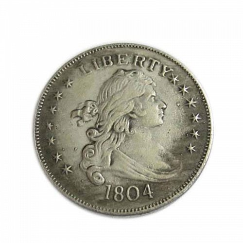 1804 dollar real nice copy of a gret coin