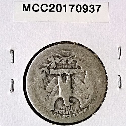 1934 P Washington Quarter Dollar - Medium Motto - 6 Photos!