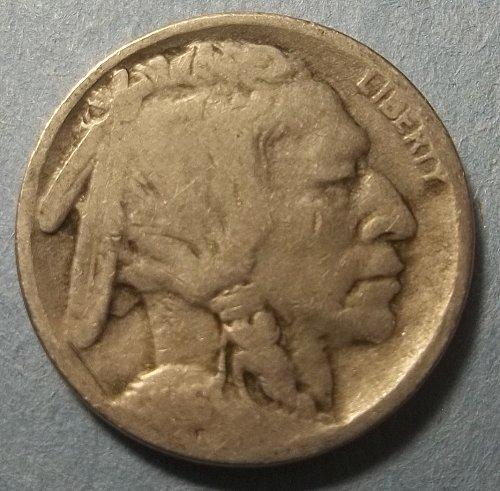 1916 Buffalo Nickel Lot BNNn