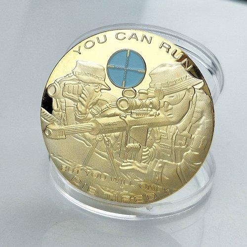 sniper medal