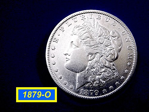 "1879-O-P Morgan Silver Dollar  ☆  ""Circulated""   ☆  (#5441)a"