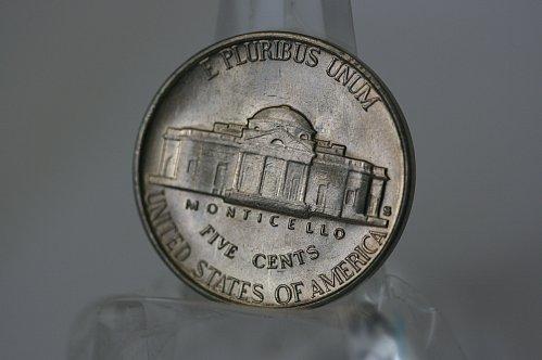1948 S Jefferson Nickel BU HIGH MS