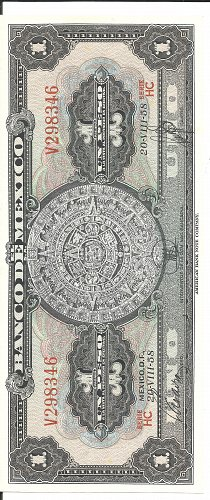 1958  Mexico   1-PESO