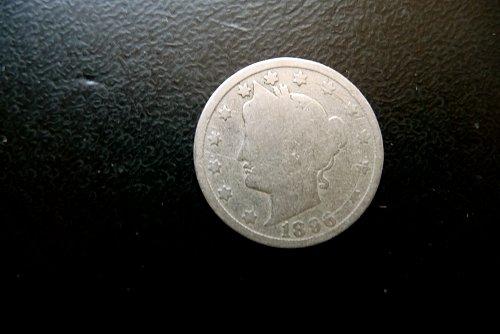 1896 Liberty Head Nickel