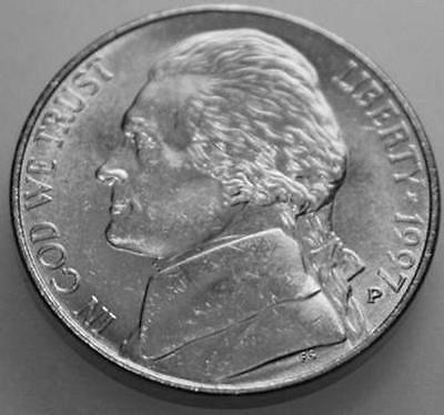 5-B/U nickels,1997P,1991P&D,1999P&D
