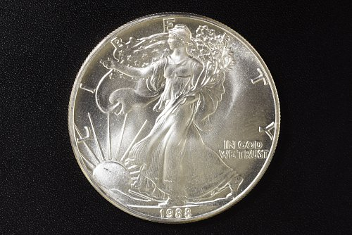 1988-P Silver American Eagle Coin