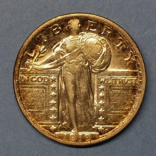 1919 Standing Liberty Quarter