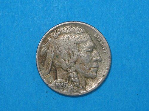 1936-S Buffalo ** Nice San Fransico Mint Buffalo