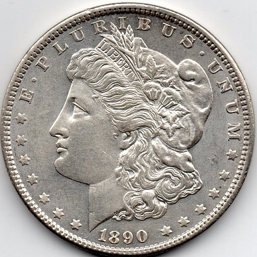 1890 P (Philadelphia) Morgan Dollar Possible VAM 21