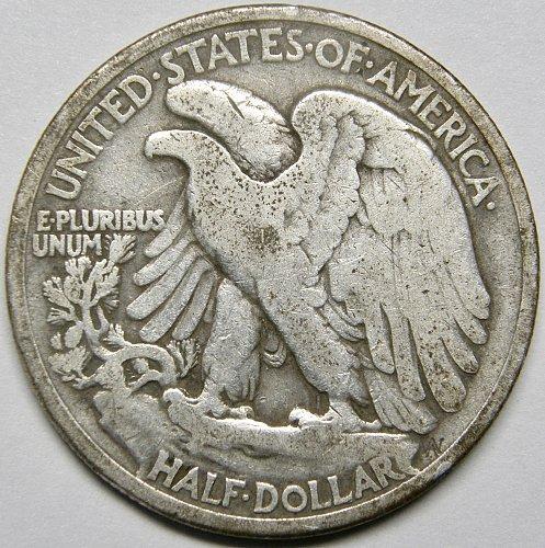 1920 P Walking Liberty Half Dollars #4