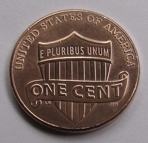 2017-P 1 Cent - Lincoln Shield Cent