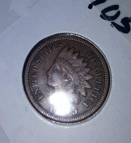 Nice 1905 Indian Head