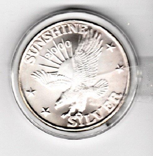 2000 Sunshine Mine of Idaho - 1 Troy Ounce -#2