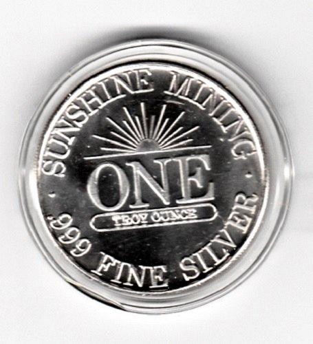 1986 Sunshine Mine of Idaho - 1 Troy Ounce -#3