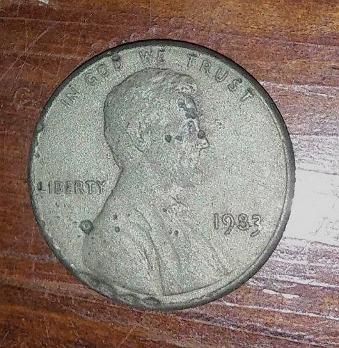 83 error penny