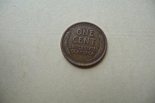 1918-S Lincoln Head Cent