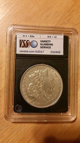 1921 P (Philadelphia) VAM 3BV Silver Morgan Dollar Bullion
