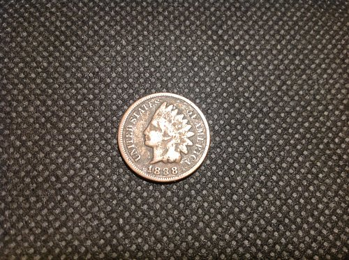 1888 Indian Head Cent