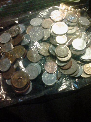 World coins lots