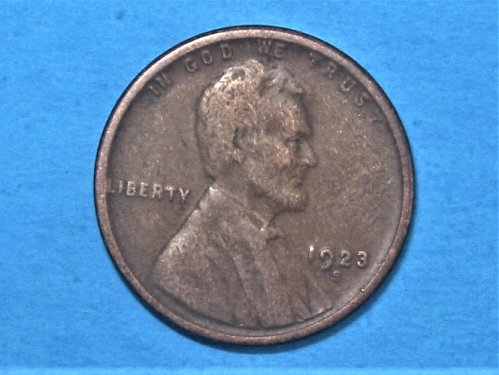 1923-S Lincoln Cent ** Better Date