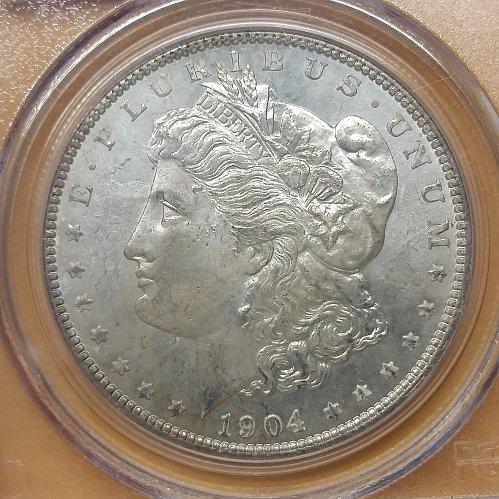 1904-O Morgan Dollar