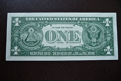 1963 $1.00 Federal Reserve STAR  note