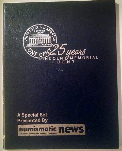 25 Years Lincoln Memorial Cent Mint Set (1959-1984)