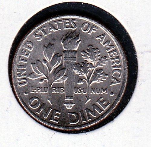 2004 D Roosevelt Dimes  -3