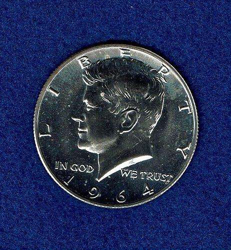 Kennedy 1964 Proof Half Dollar