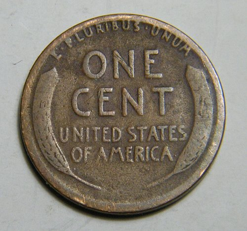 1913 D Lincoln Wheat Cent C25