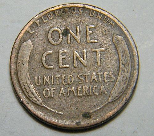 1925 D Lincoln Wheat Cent  E4