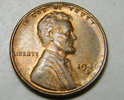 1940 S Lincoln Wheat Cent m29