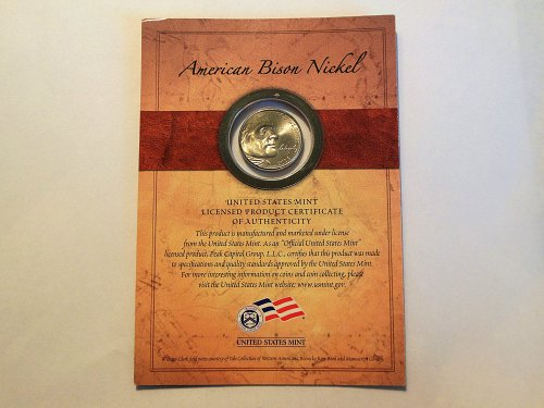 2005-P Jefferson Nickels, Westward Journey *American Bison*